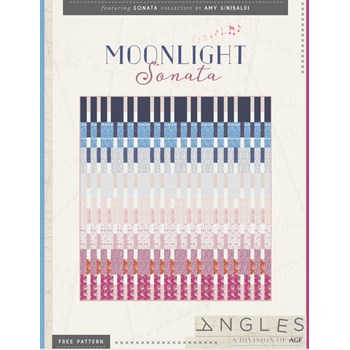 Moonlight Sonata Quilt Pattern