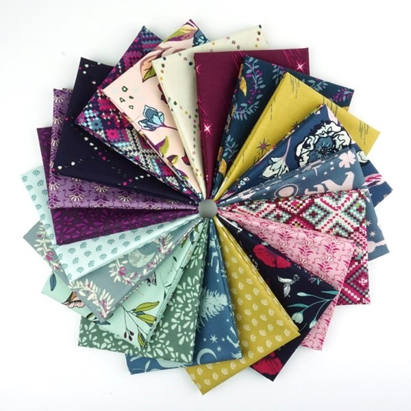 Mystical Land Fat Quarter Bundle