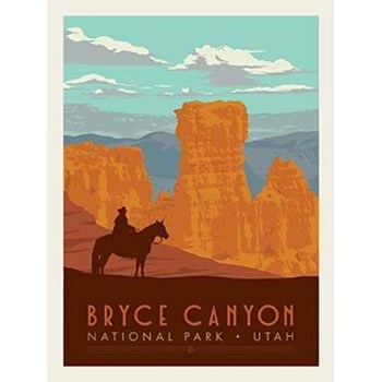 National Parks Poster Panel - Bryce Canyon
