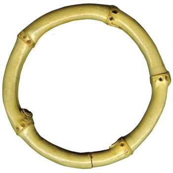 Natural Bamboo Ring 3""