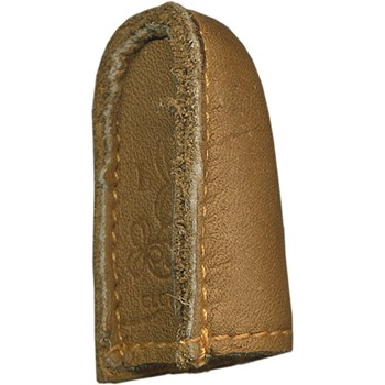 Natural Fit Leather Thimble by Clover - Large