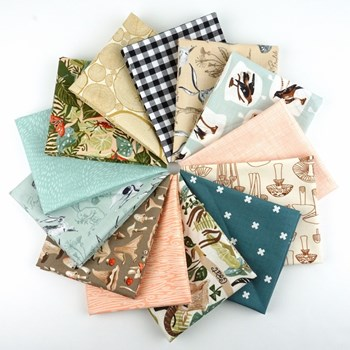 Natural History Fat Quarter Bundle