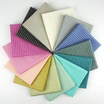 Cotton + Steel Basics Netorious Fat Quarter Bundle