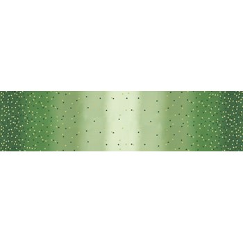 Ombre Confetti Metallic - Evergreen