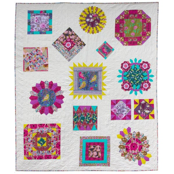 Pathways Quilt Pattern