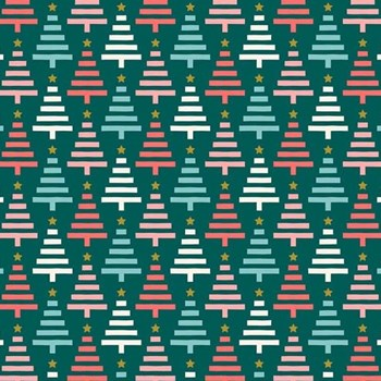Polar Magic Pine Trees - METALLIC Teal