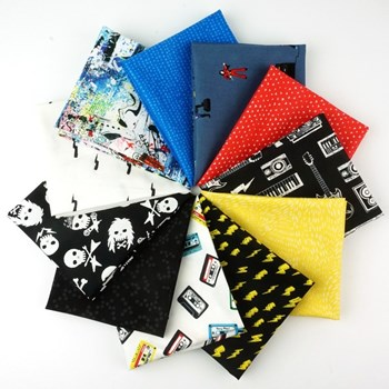 Pour Some Sugar on Me Fat Quarter Bundle