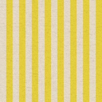 Primavera Cabana Stripe - CANVAS Yellow