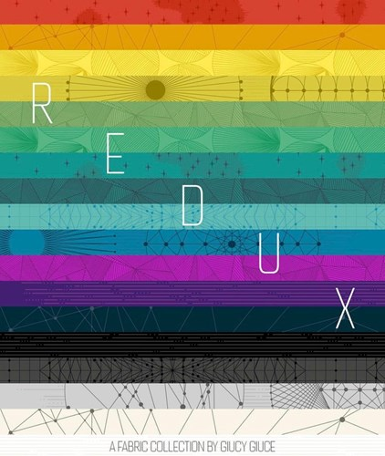 Redux Complete Fat Quarter Bundle by Giucy Giuce