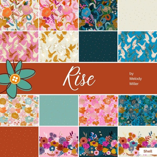 Rise Charm Pack | Melody Miller