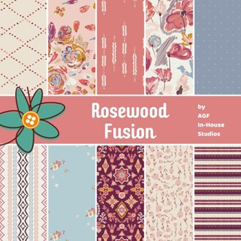 Rosewood Fusion Fat Quarter Bundle