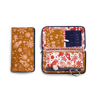 Ruby Star Society Sewing Wallet - Earth