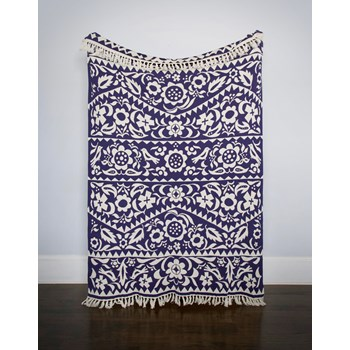 Ruby Star Society Throw - Flora