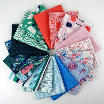 Salt Wind Fat Quarter Bundle