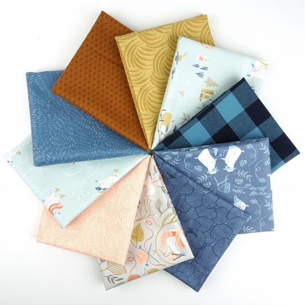 Sheepish Fat Quarter Bundle