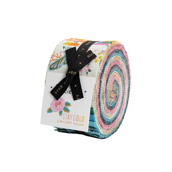 Stay Gold Jelly Roll | Melody Miller | 40 PCs