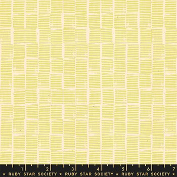 Stripe Stamp - Yellow