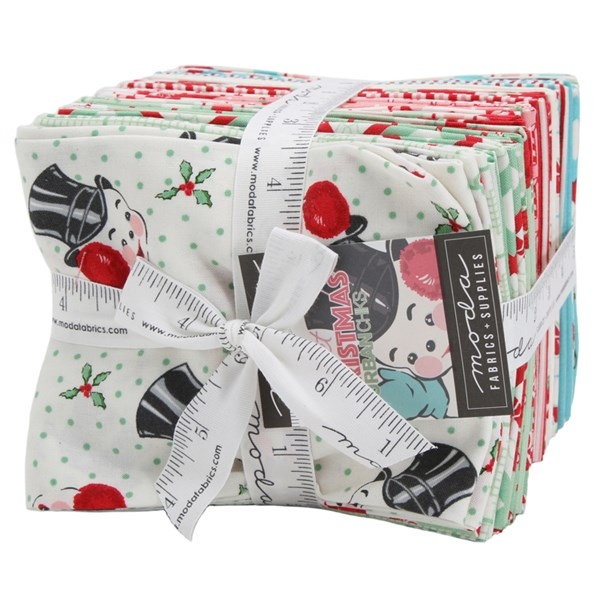 Sweet Christmas Fat Quarter Bundle