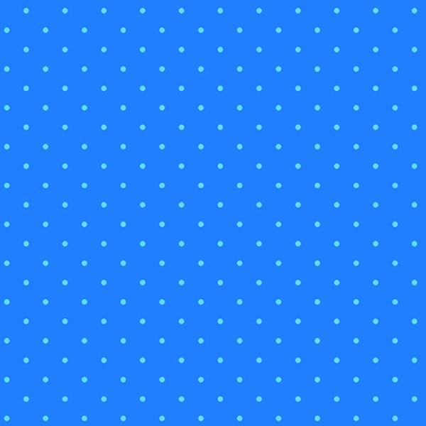 Candy Dot - Electric Blue