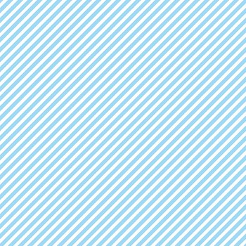 Candy Stripe - Sky Blue