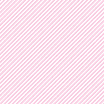Candy Stripe - Candy Pink