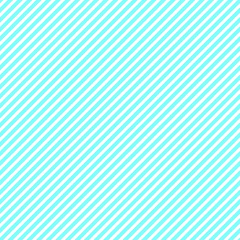 Candy Stripe - Aqua