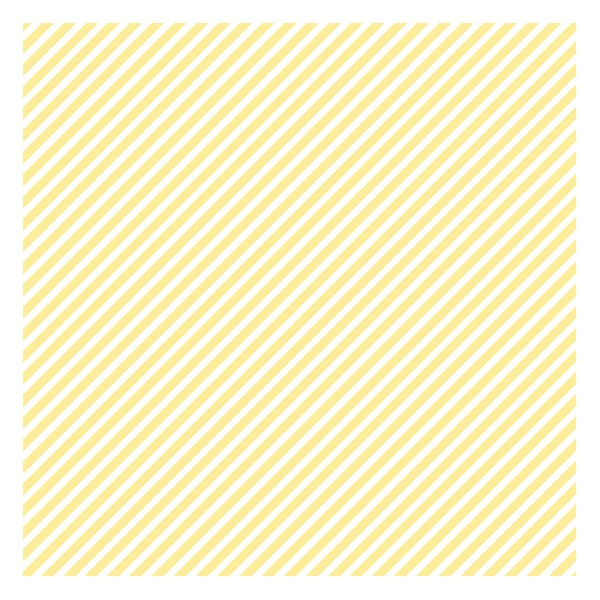 Candy Stripe - Banana