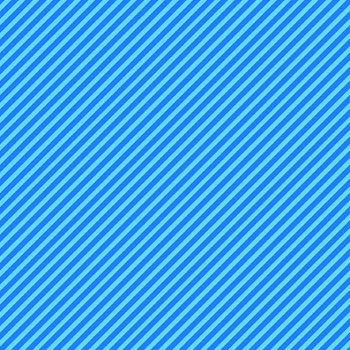Candy Stripe - Electric Blue