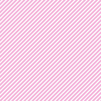 Candy Stripe - Unicorn Pink