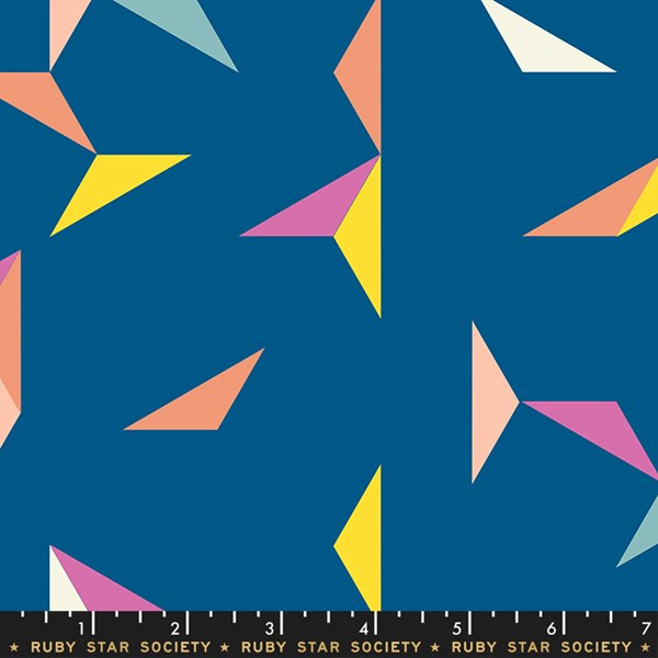 Tangrams - Blue Raspberry
