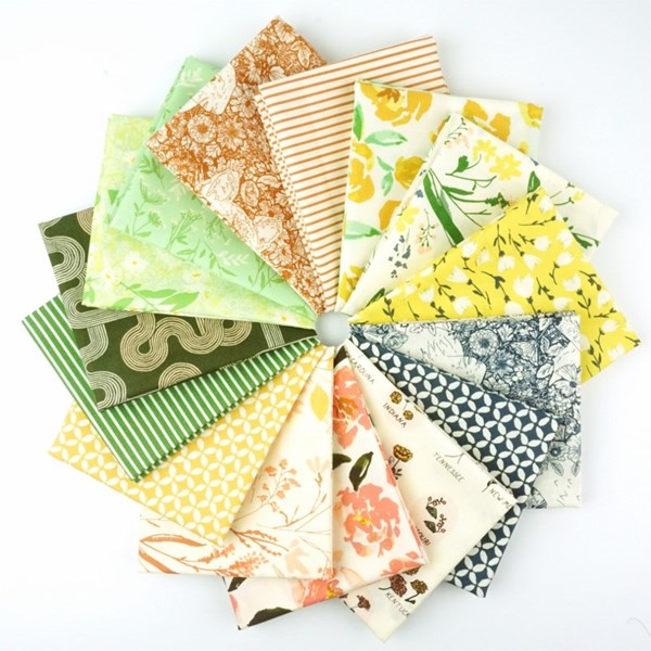 The Open Road Fat Quarter Bundle
