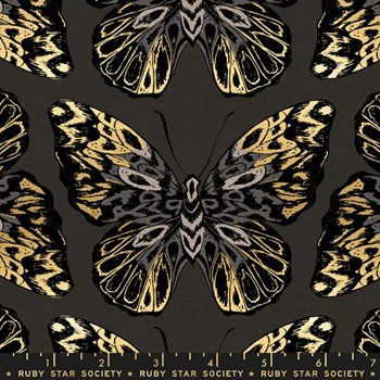 Tiger Fly Queen CANVAS - Noir