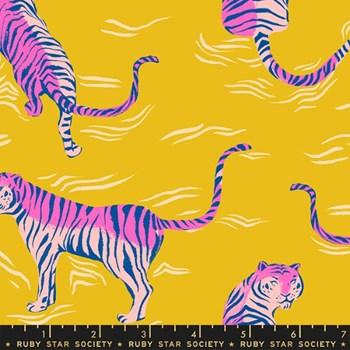 Tiger Fly RAYON - Yellow