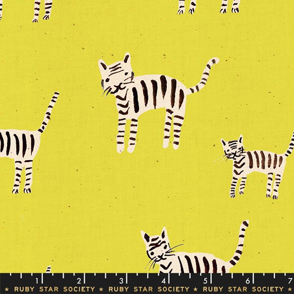 Tiger Stripes - Citron