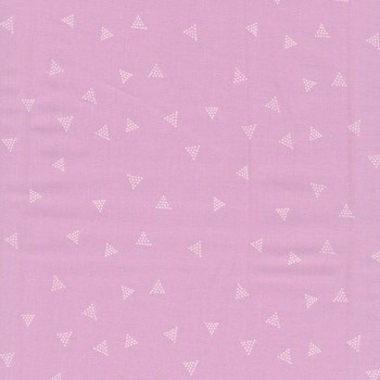 Triangle Dot - Lilac