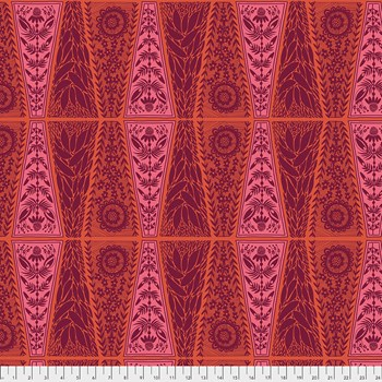 Triple Take New Dresden Lace - Pumpkin