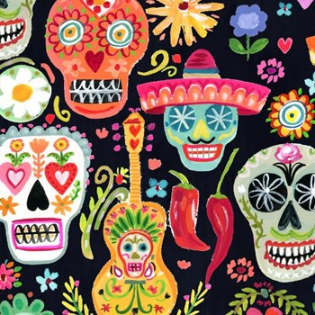Viva Mexico! Day of the Dead