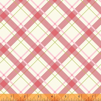 Wafer Plaid - Pink