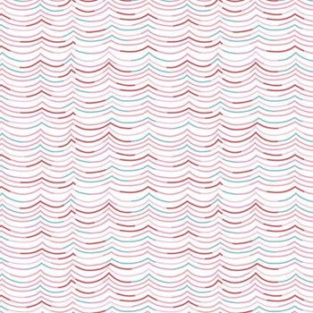 Waves in Pink Multi
