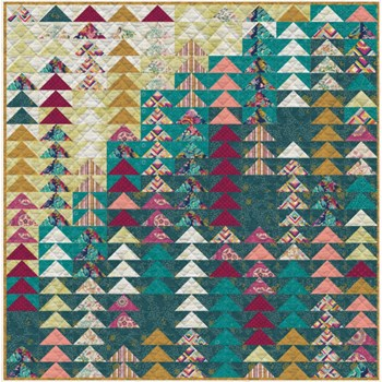 Wondering Nomad Quilt Pattern