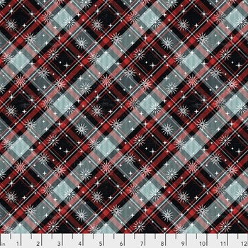 Yuletide Winter Plaid - Multi