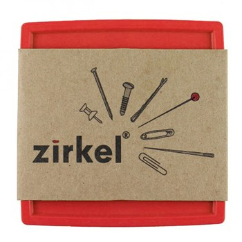 Zirkel Magnetic Pincushion - Red