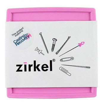 Zirkel Magnetic Pincushion - Pink
